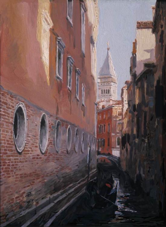 «Венеция. Розовый канал»