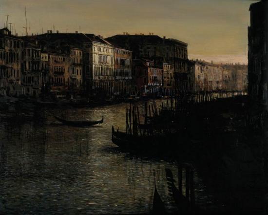 «Венеция в сумерках»