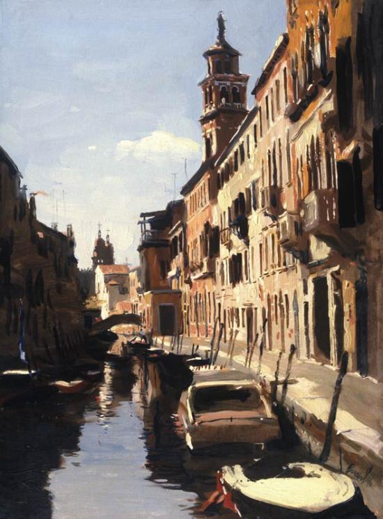 «Венеция. Белый канал»