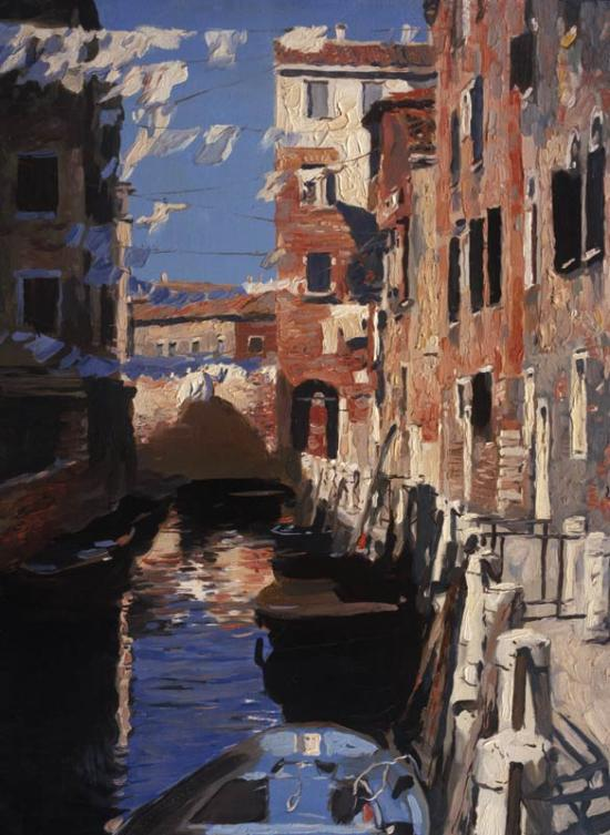 «Венеция. Свежий ветер»