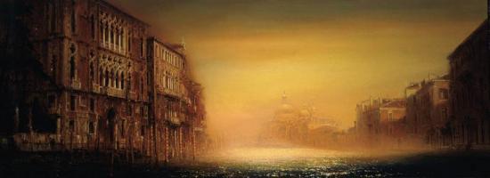 «Венеция. Закат»