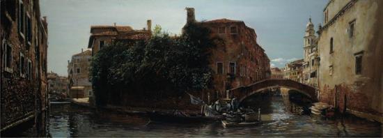 «Венеция. Двойной канал»