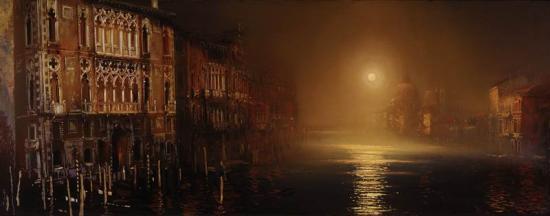 «Венеция. Большой канал в лунную ночь»