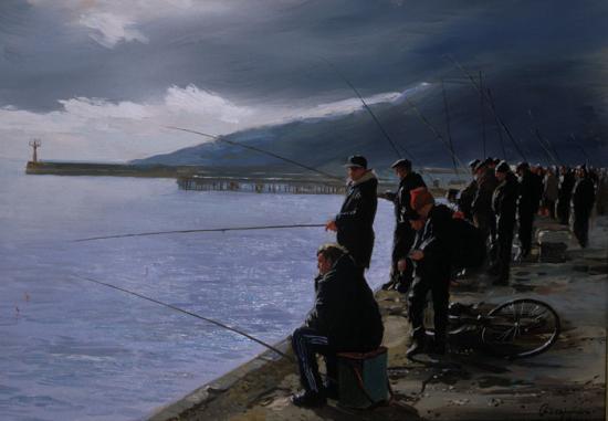 «Ялта. Рыбаки».