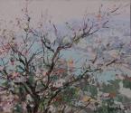 Весна в Ялте на Поликуровке